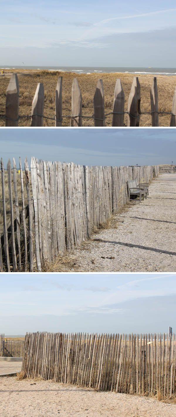 North Sea Fences. Noordwijk.