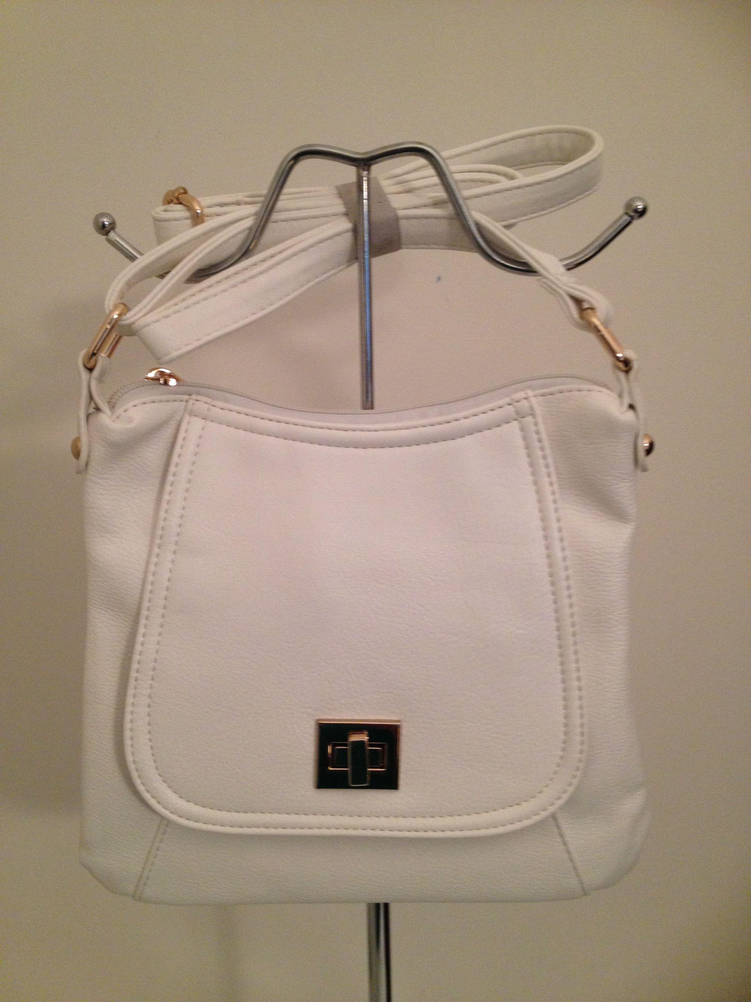White swing pack