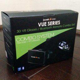822007cc9df9 Amazon.com  Incredisonic VUE Series VR Glasses