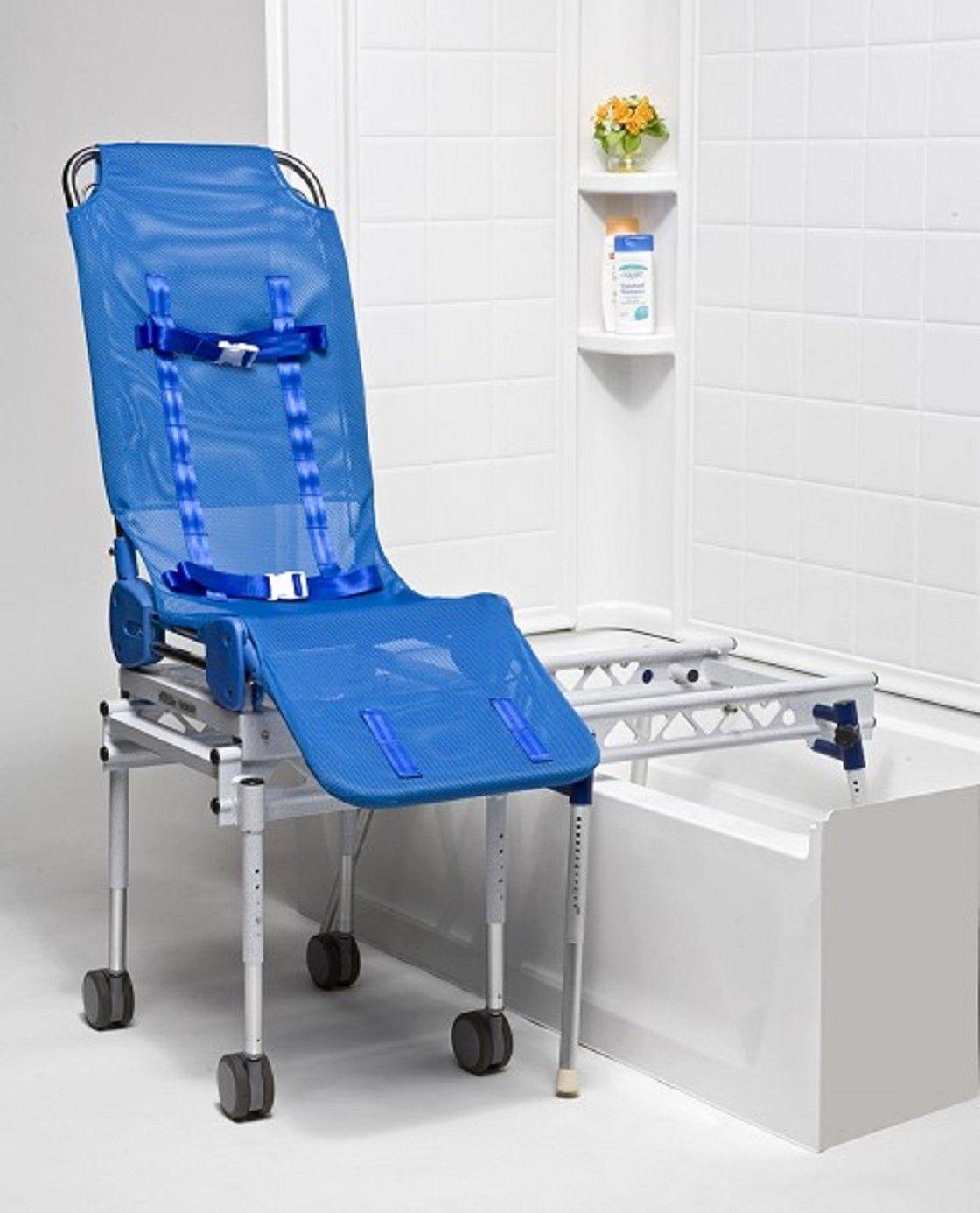 Baden Stuhl Für Behinderte (mit Bildern) Badewanne mit