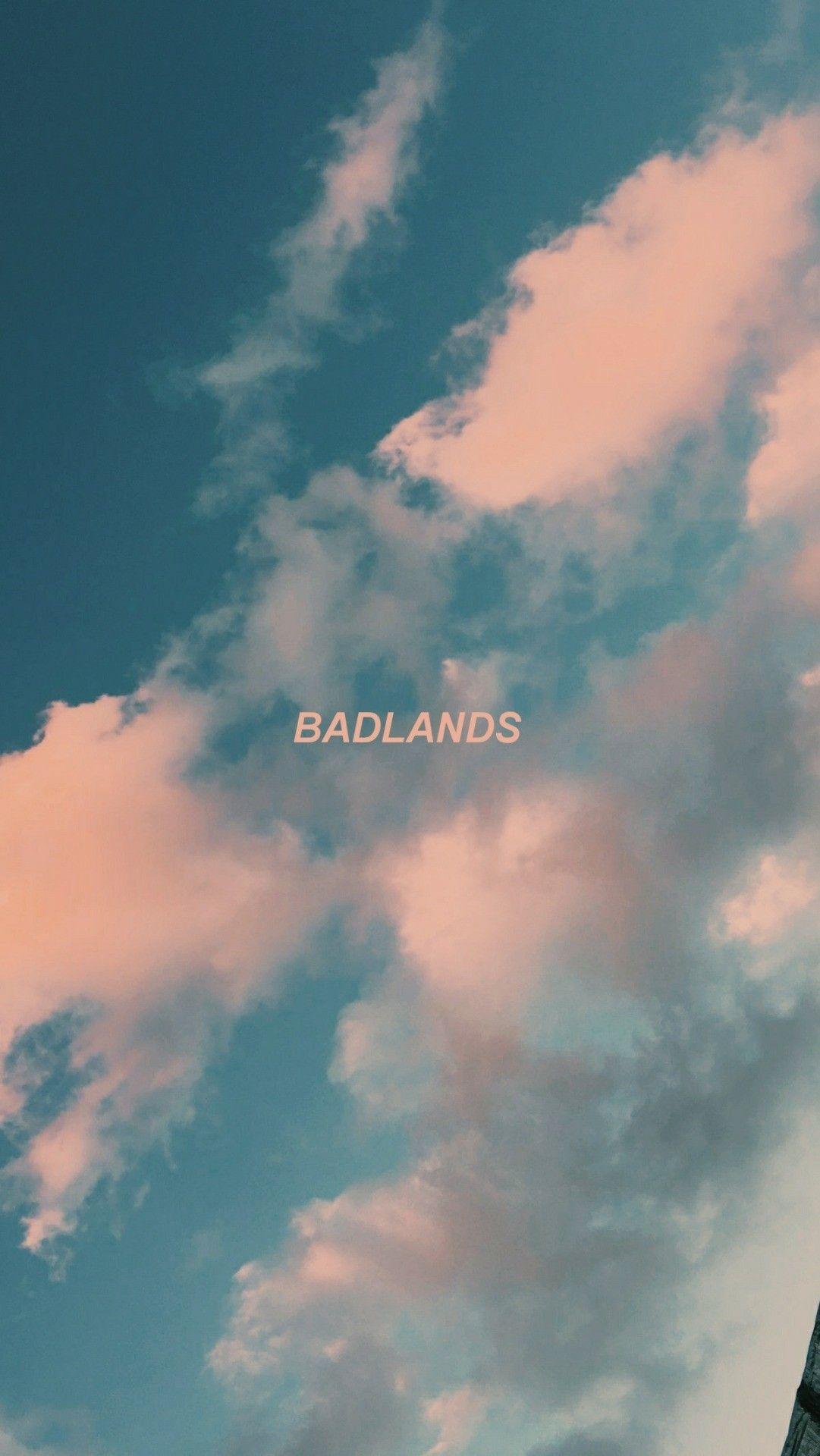 Badlands Halsey Badlands Halsey Future Wallpaper