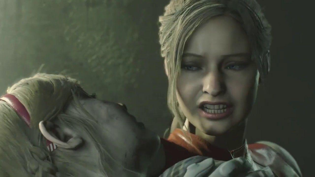 resident evil 2 original screenshots