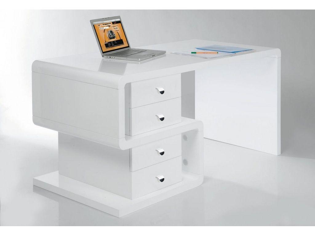 Rustique meuble bureau blanc pics idées étonnantes de meubles