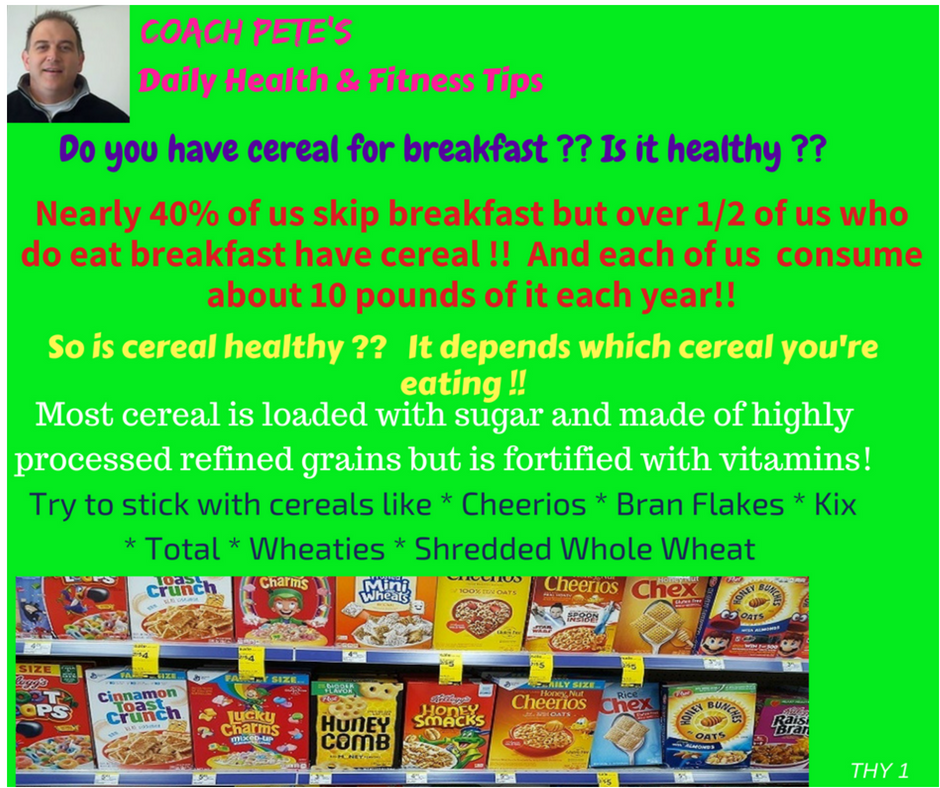 Do You Have Breakfast Every Morning ?? Are You Eating
