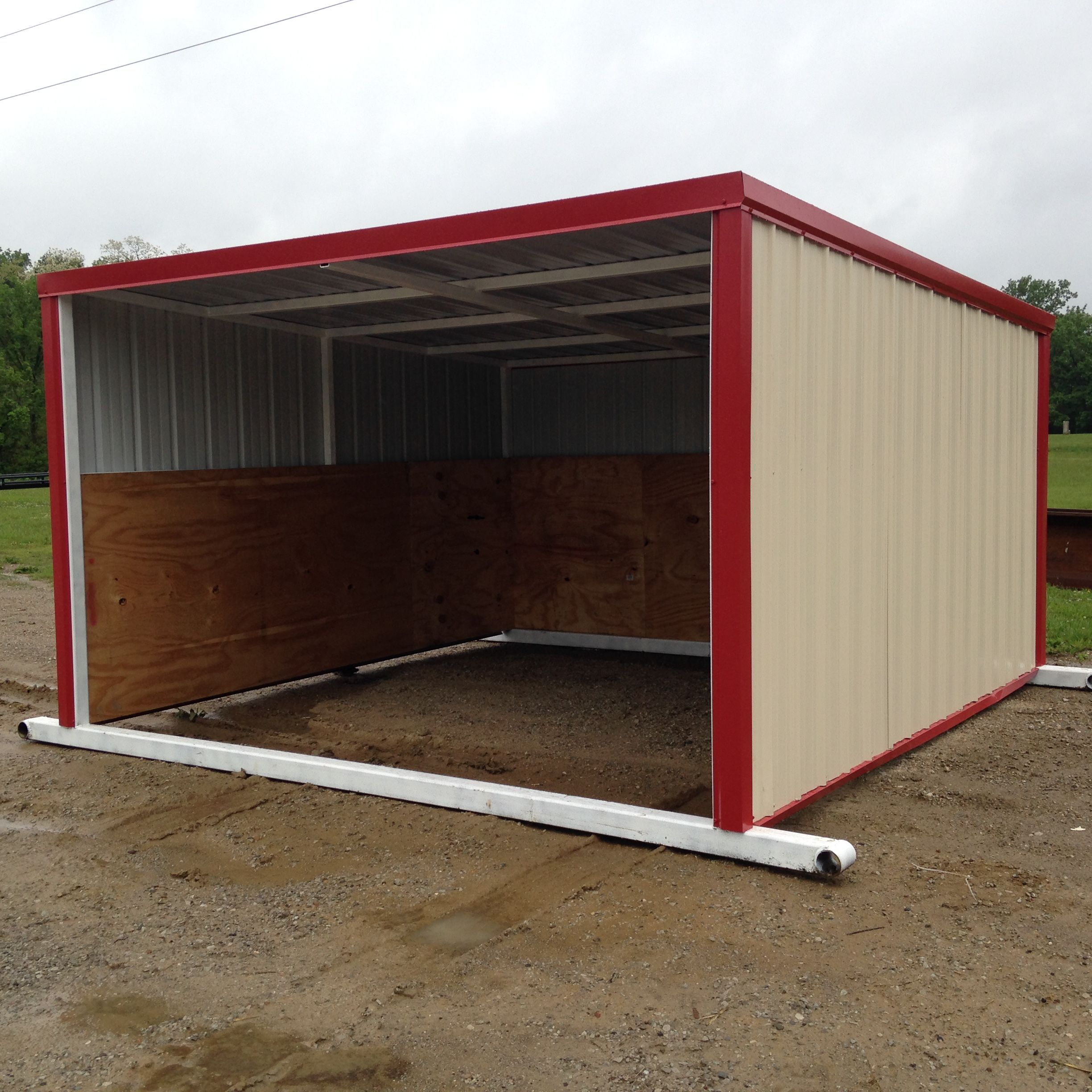 12 X 12 Portable Horse Shed Portable Sheds Horse Shed Shed