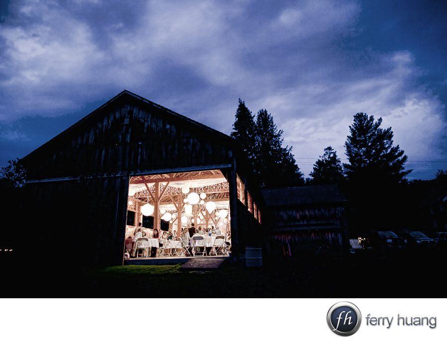 Love The Barn And The Ball Lights Country Barn Weddings Homesteading Barn Wedding