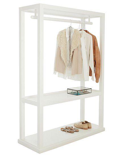 Raumteiler Garderobe Clothes Rail Diy Clothes Rail Hanging Rail