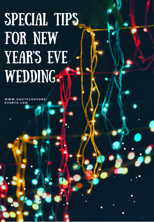 How to celebrate a New Years Eve Wedding in Miami Beach