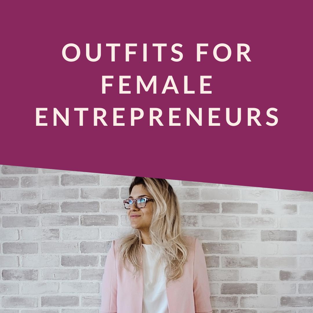 Outfits For Female Entrepreneurs Female Entrepreneur Summer Business Outfits Simple Business Outfits