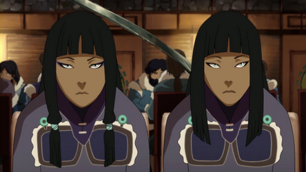 Desna and Eska Even though they're a bit creepy they are