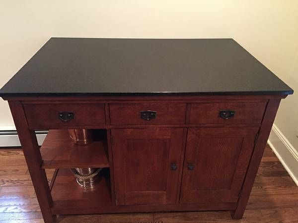 $3,000 in NJ. Love this! - STICKLEY Kitchen Island - I am selling my ...