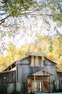 df8ca91f769d The Barn at Chestnut Springs | pricing starts at $2500 | located in  Sevierville | see