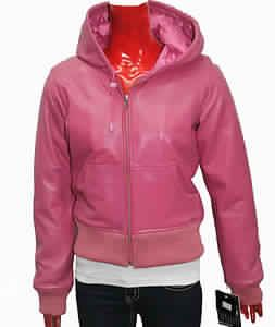 Image from http://www.lillianboutique.net/pic/a11/women-s-genuine-leather-jacket-with-hood-pink-l.jpg.