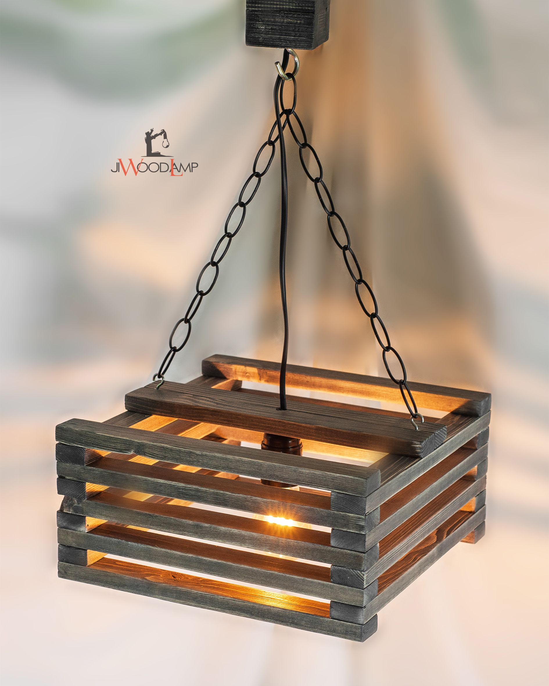 Wood Light Fixture Luminarias Penduradas Luminarias Contemporaneas Lustre De Madeira