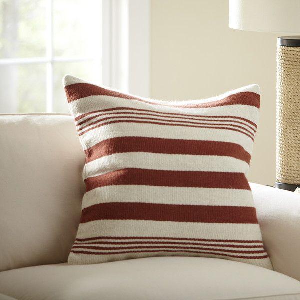 Groovy Edie Wool Pillow Cover Cape E Bungalow Wool Pillows Inzonedesignstudio Interior Chair Design Inzonedesignstudiocom