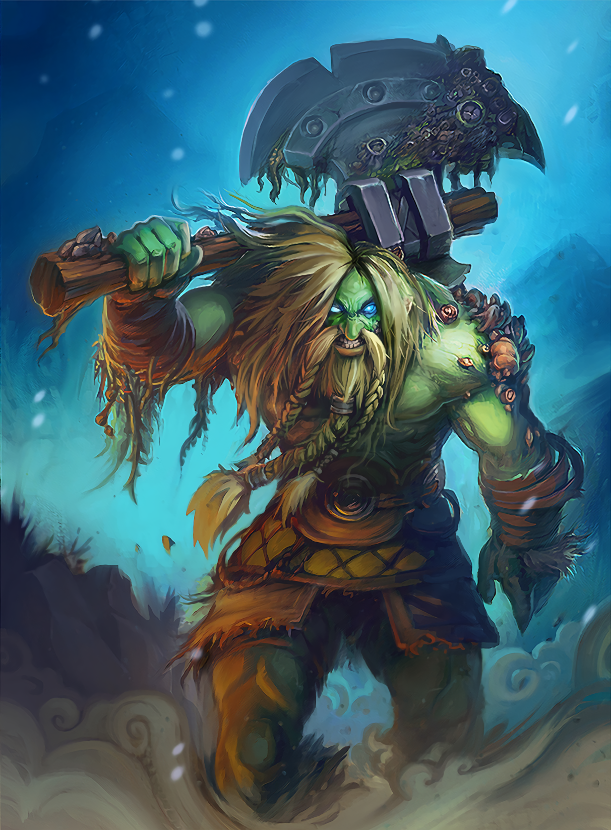 legion wow how to get druit trent form