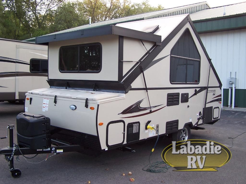 New 2018 Forest River Rv Rockwood Hard Side High Wall Series