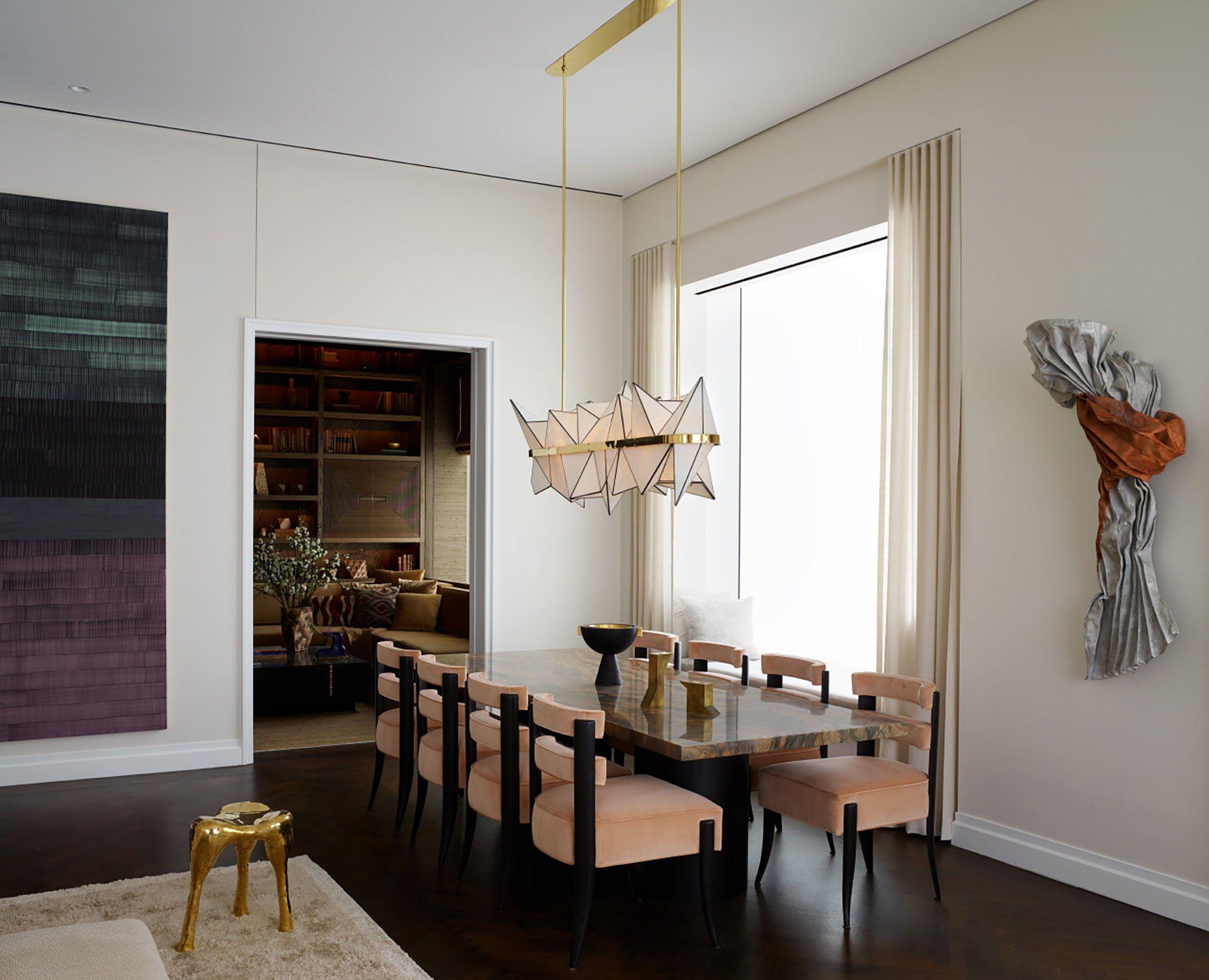 Apartment in Rafael Violyu0027s 432 Park Avenue