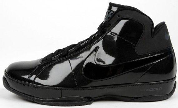 Nike Zoom Hustle - Black - Black