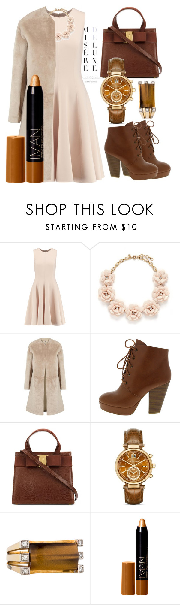 """""""Untitled #241"""" by ghadamfh ❤ liked on Polyvore featuring Michael Kors, J.Crew, Helmut Lang, women's clothing, women's fashion, women, female, woman, misses and juniors"""