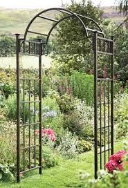 Cast Iron Garden Archways Galvanised Google Search Arco Jardim