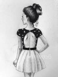 Resultado De Imagen Para Dibujos De Personas Escuchando Musica A Lapiz Hipster Girl Drawing Hipster Drawings Tumblr Drawings Easy