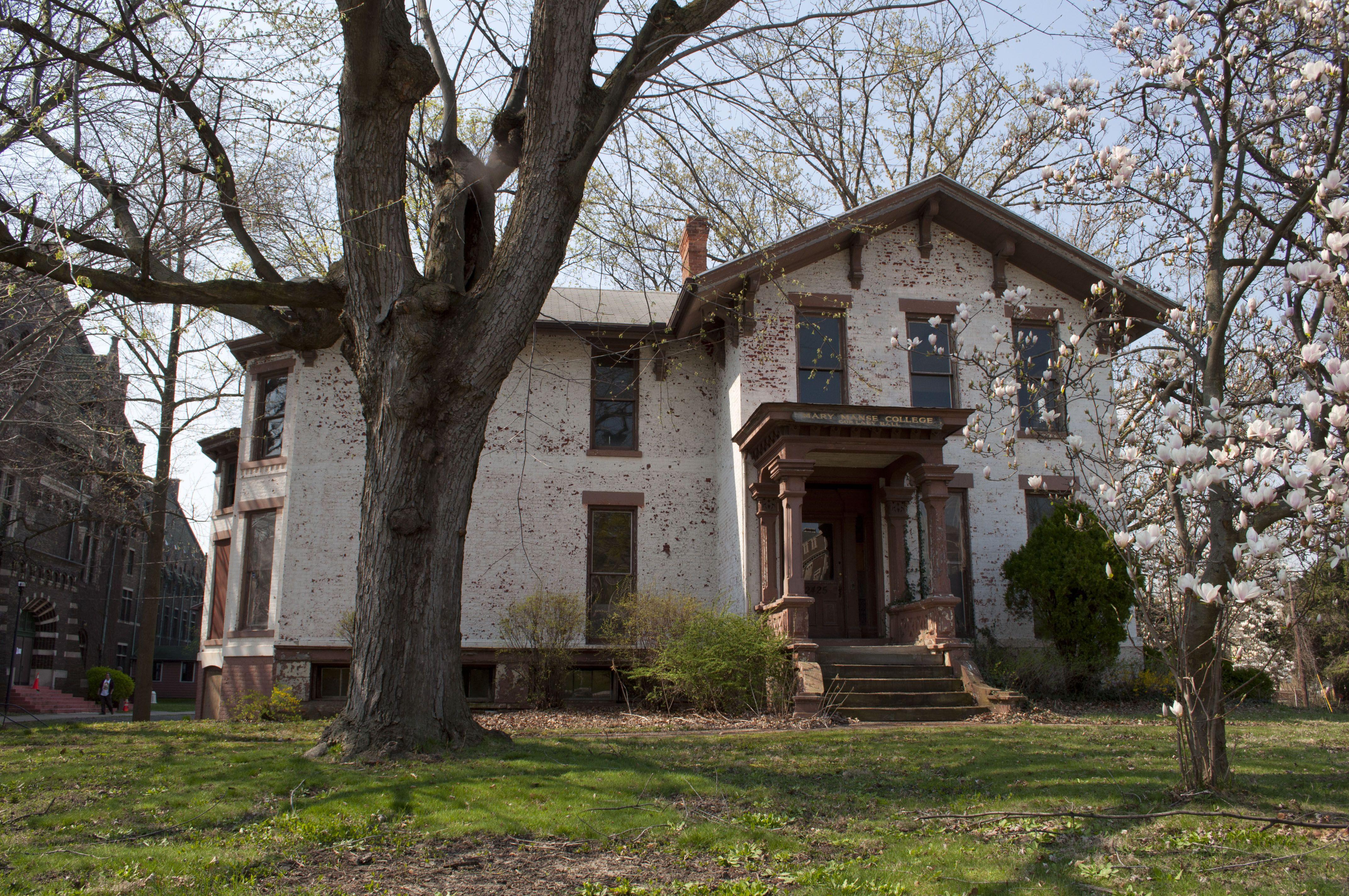 Mary Manse College In Toledo Ohio Toledo Ohio Ohio History Toledo