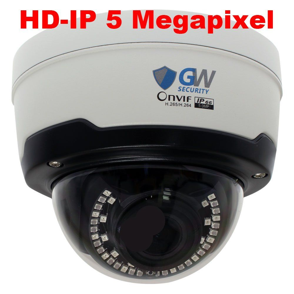 Gw Security 8ch 1920p Nvr Network Ip Security Camera