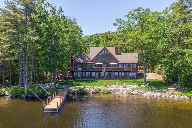 Moultonborough Vacation Homes and Cottages, Lake