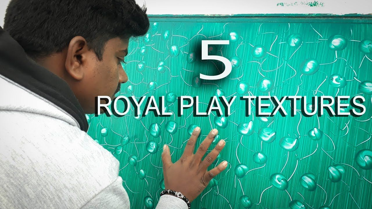 Royale Play Wall Painting Texture Designs 2019 Asian Paints Decor Tips 2019 Painting Textured Walls Wall Paint Designs Asian Paints