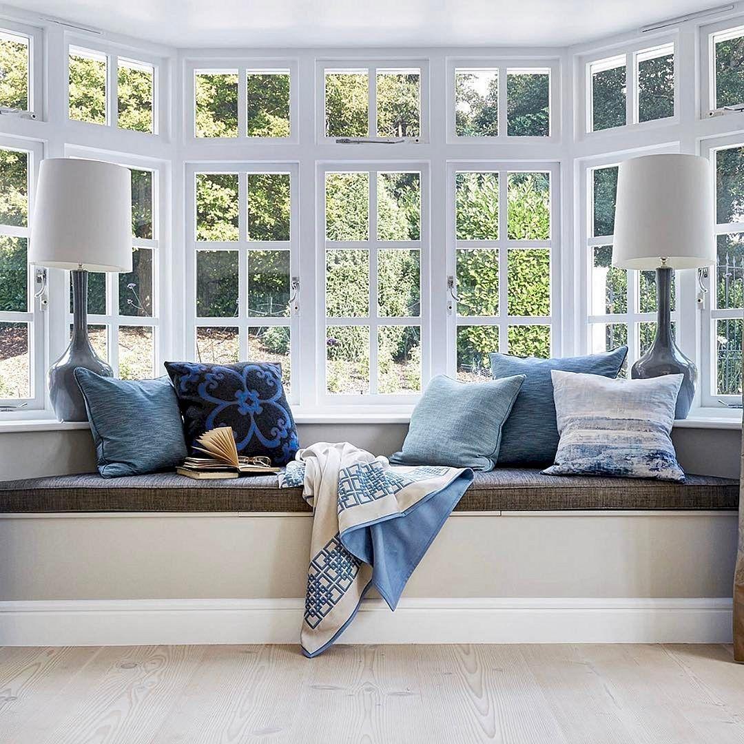 Window house design ideas   incredible window seat design ideas  window seats  pinterest
