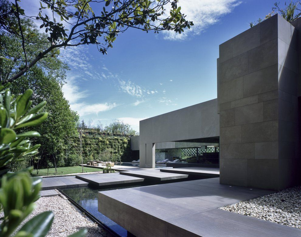 Concretely simple in Mexico City.