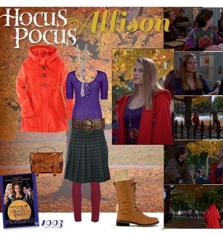 Alison Hocus Pocus Look Cute Halloween Costumes Hocus Pocus Costume Family Halloween Party