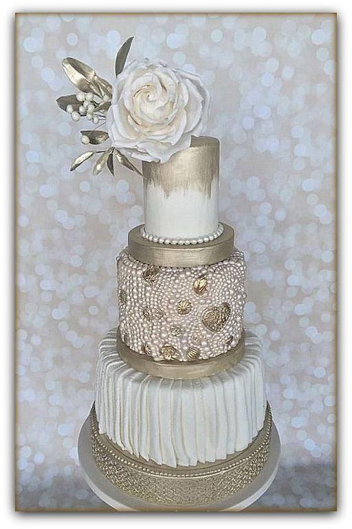 20+ Vintage Wedding Cake Ideas With Victorian Style - TopDesignIdeas | Wedding cakes, Cake ...