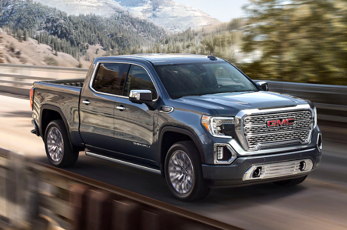 2020 Gmc Sierra 1500 Crew Cab Interior And Redesign Gmc Sierra