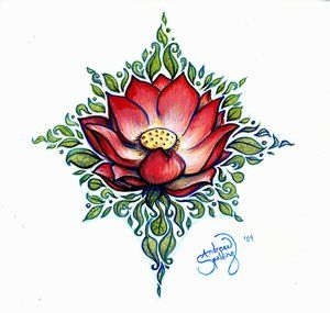92d133d1a Tattoos Pictures With Free Flower Tattoos Specially Lotus Tribal Tattoo  Designs Art Photo 9