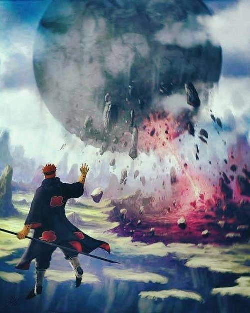 Pain Naruto Wallpaper: Naruto, Naruto Shippuden