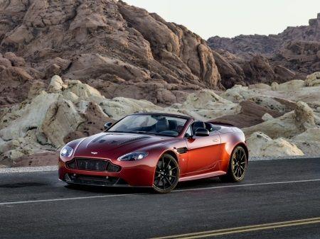 Aston Martin DB 6 vantage V12 roadster