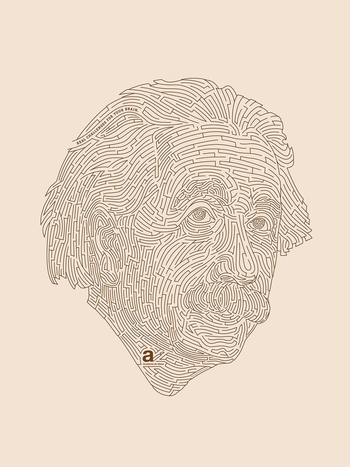 Academia De Ideias Labyrinth Einstein Real Challenges