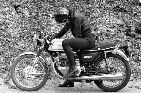old cafe racer