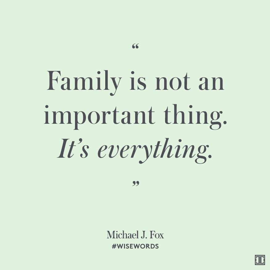 quotes about family - 875×875