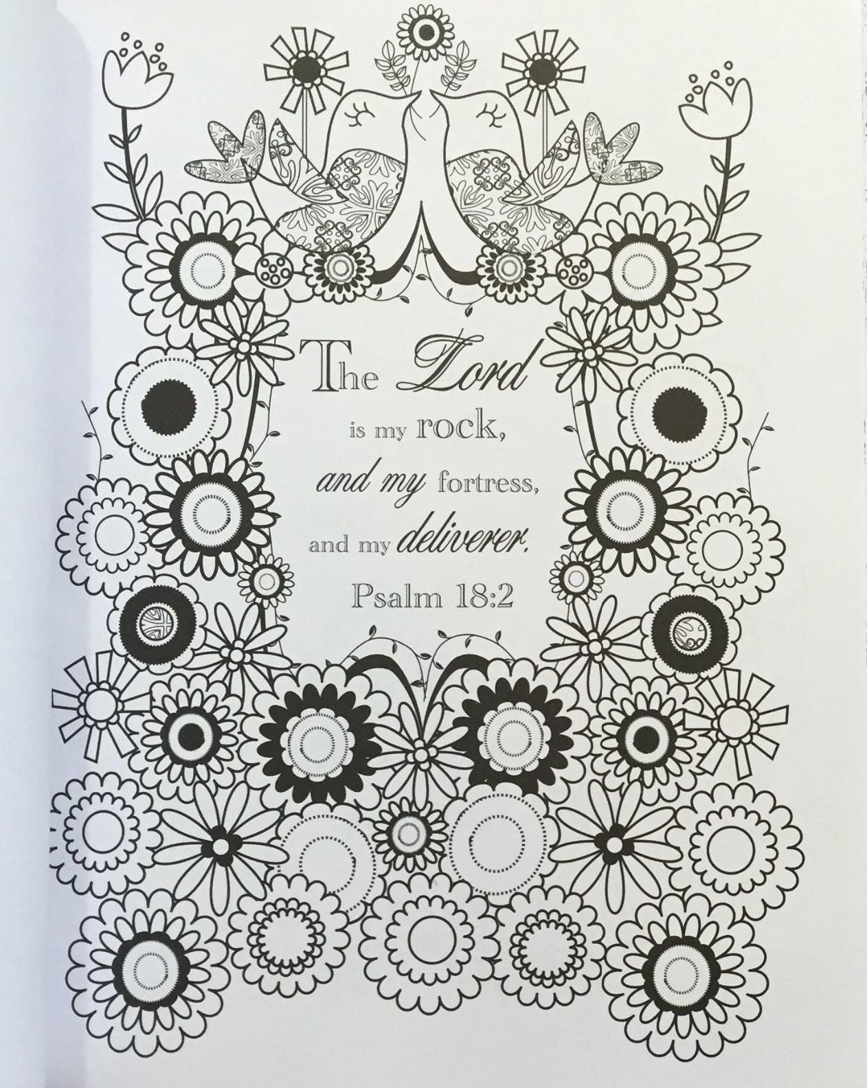 Amazon Com The Bible Promise Book Creative Inspiration For The Soul Color Yourself Inspired 9 Bible Coloring Pages Free Coloring Pages Christian Coloring