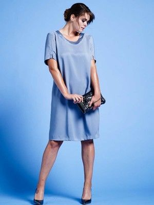 133-012016-B, burda style, Kleid, Nähen | Schnitte Kleider ...