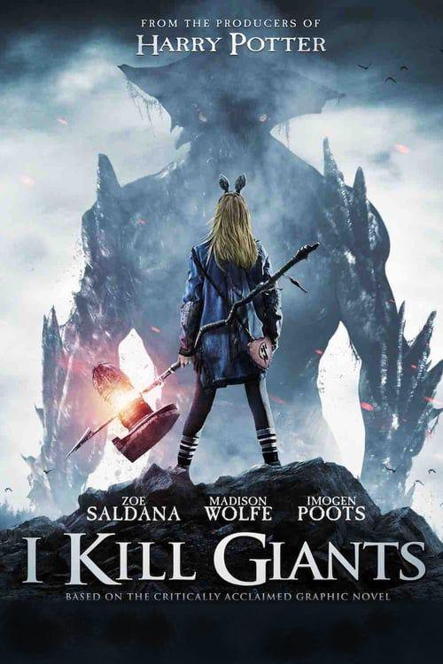 Watch I Kill Giants Full-Movie | movie HD | Movie posters ...