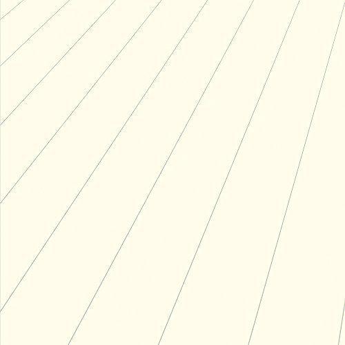 Elesgo Modern White Laminate Flooring Super Gloss Extra Sensitive