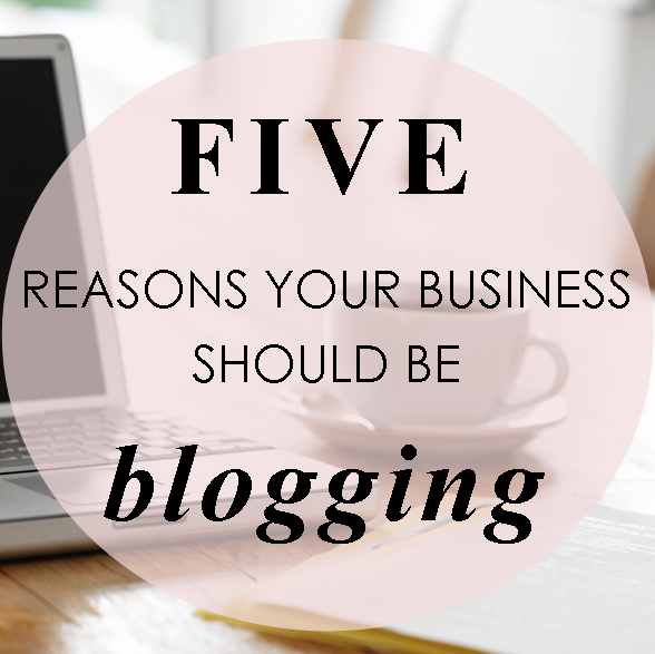 Want to increase site traffic, conversions, and brand awareness?  Start blogging!