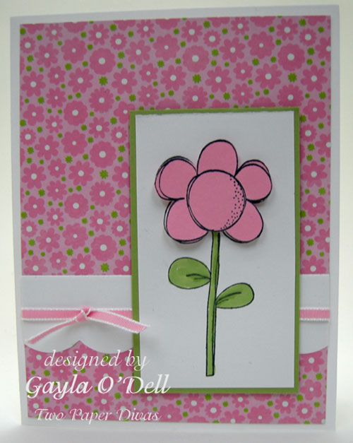 Click here to view this stamp set: http://www.twopaperdivas.com/product/sweet-blossom/ $8.96 FMS #183 - Sweet Blossom - Two Paper Divas