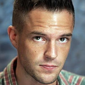 The musical love of my life, Brandon Flowers.