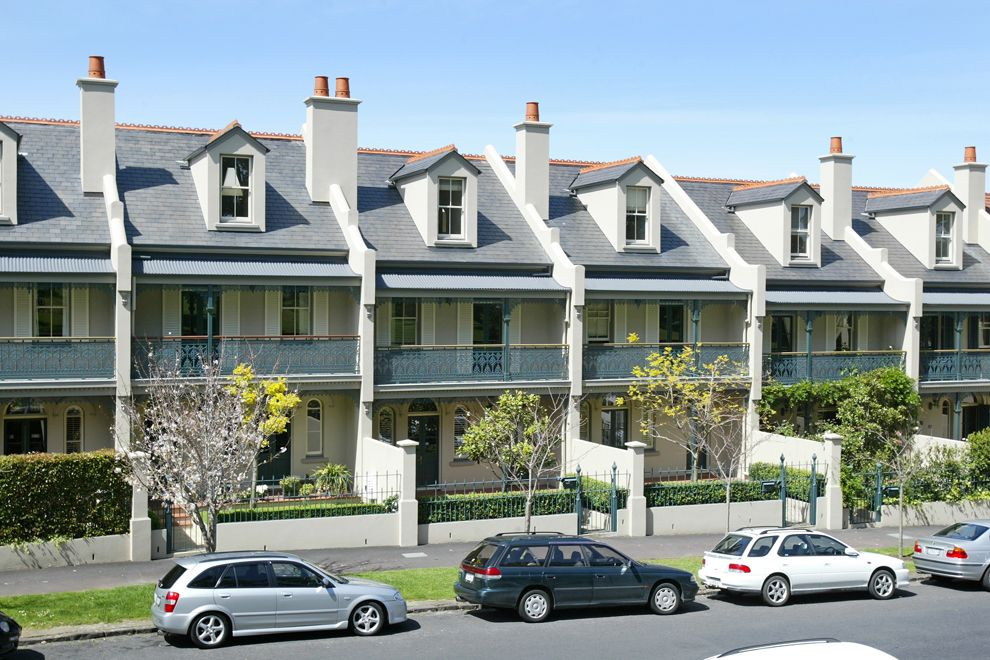 Types Of Terraced Housing