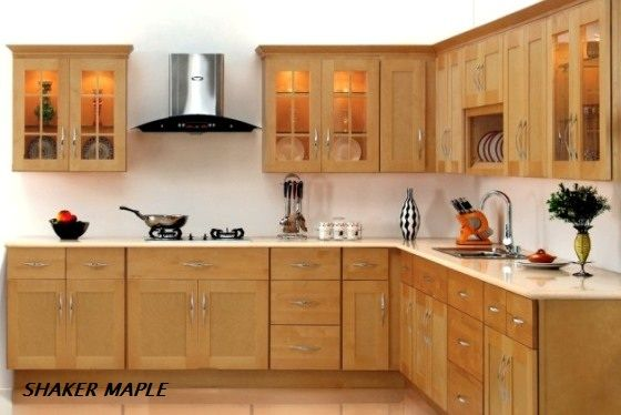 shaker style maple kitchen cabinets - Google Search